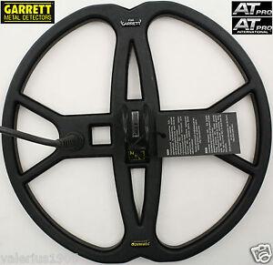 """New NEL TORNADO 12""""x13"""" DD 5th gen search coil for Garrett AT PRO + cover + bolt"""