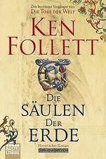 Die Säulen der Erde von Ken Follett | Buch | Zustand gut