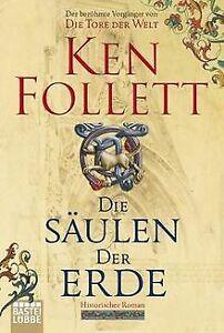 Die Säulen der Erde von Ken Follett   Buch   Zustand gut