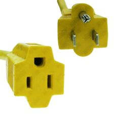 Outdoor Extension Cord, 25' FT, 15A, 12/3, Female, SJTW, 94565