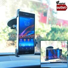 360 Rotate Windscreen Windshield Car Mount Phone Holder Fit Sony Xperia Z3 D6653