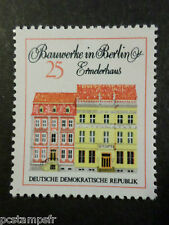 ALLEMAGNE DDR 1971, timbre 1354, RESTAURANT HERMELERHAUS, neuf**, MNH STAMP