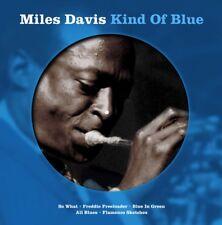 Miles Davis KIND OF BLUE (NOTLP248P) 180g NEW SEALED Vinyl Picture Disc LP