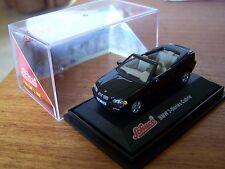 Schuco : BMW 328i cabriolet noir - 1/72
