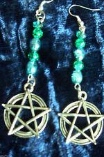 Emerald Ethnic & Tribal Earrings