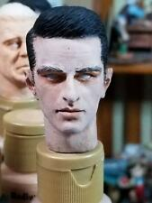 1/6 CUSTOM MONTGOMERY CLIFT HEADSCULPT OOAK UNPAINTED
