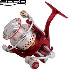 Spro Red Arc 1000 - Angelrolle mit Frontbremse, Spinnrolle für Barsch & Forelle