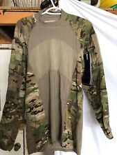 Massif Multicam US  Combat Shirt ACS EXTRA SMALL  Flame Resistant New W Tags OCP
