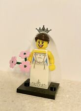 Lego Collectable Minifigure BRIDE. Series 7, No 4