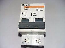MERLIN GERIN K32a L 5 A 21957 MAGNETOTERMICO CIRCUIT BREAKER 1 POLO + N