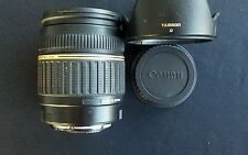 Tamron 18-200mm f/3.5-6.3 XR Di II LD IF Macro Zoom Lens for Canon EOS Cameras