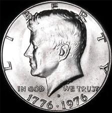 1976 D Kennedy Half Dollar - BU