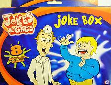 Broma Caja Conjunto de 8 Juegos De Juguete bromas y Gag