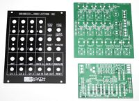 Sequence 8 Analog 8-Step Sequencer PCB & Panel by Synthrotek Eurorack