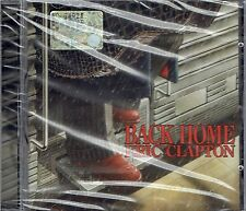 CD - ERIC CLAPTON - Back Home