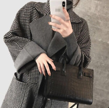 Womens plaids 100% cashmere trench coat wool long jacket overcoat outdoor parkas