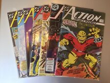 Lot de 13 Action Comics Weekly - VO DC 1988 - TBE VF+