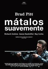 MATALOS SUAVEMENTE. dvd. ( Castellano-Ingles-Catalan. )