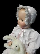 "Large Composition 20""  Baby Doll, 1930's - 40's - Totally Restored"