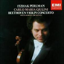 Beethoven: Violin Concerto, Itzhak Perlman, New