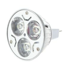 MR16 GU5.3 12V Cool White Light Bulb 3x1W E3G3
