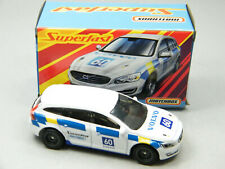 Matchbox 2019 Superfast Volvo V60 Wagon in Box
