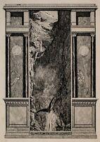 Max Klinger - Amor und Psyche (Opus V, Blatt 11) - Radierung - o.J.