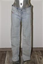 carino jeans super sottile jegging sbiadito DIESEL modello livier T W30