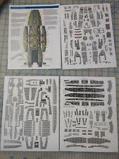 New listing 1/4105 Acreation aztec decals for Moebius Battlestar Galactica Bsg 00003D94