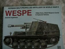 "GERMAN SELF-PROPELLED ARTILLERY ""WESPE"""