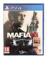 Jeu Mafia III 3 Complet Comme Neuf / Sony PlayStation 4 PS4 / 2K Hangar 13
