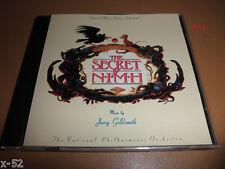 The SECRET of NIMH soundtrack CD score JERRY GOLDSMITH varese sarabande N.I.M.H.