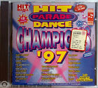"HIT PARADE DANCE CHAMPIONS 97 Mania MINT ""COME NUOVO"""