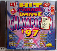 """HIT PARADE DANCE CHAMPIONS 97 Mania MINT """"COME NUOVO"""""""