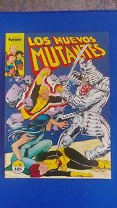 Los Nuevos Mutantes 6, Reprints New Mutants 6, Dr. Strange 50 Spain Comics Forum