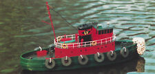 """Arkady ElectricTug Boat R/C Model Ship Plans,Templates, Instructions 22"""""""