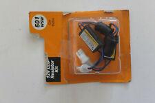 Halfords Car Vehicle 501 LED Resistor Kit Prevents False CANbus System Warning