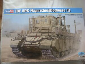 Maquette char IDF APC Nagmachon 1/35 HOBBY BOSS