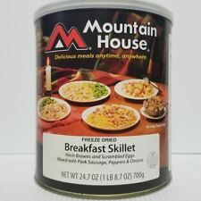 Mountain House Freeze Dried Food Breakfast Skillet #10 Can