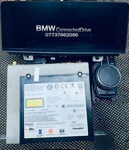 BMW F20 F30 F32 F36 NBT EVO ID6  8.8 Touch Screen and Pad Apple Carpaly