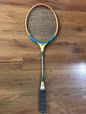 Vintage Sportcraft Badminton Racket Bluelite Competition Model 151 Made in Japan