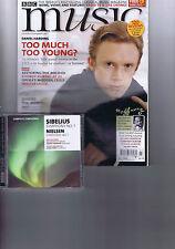 DANIEL HARDING / GYORGY KURTAG / WALTER LEGGE BBC Music + CD July 2006