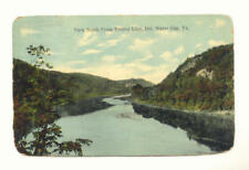 1915 View from Trolly Line Del. Water Gap PA Postcard