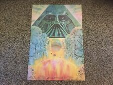 "New Disney Star Wars Poster.  16"" L x 11"" W.  Philippe Druillet. 1977."