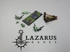 Warhammer Fantasy Orcs Goblins Destruction Gloomspite Gits - Doom Diver Catapult