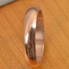 Alianza talla 8 usa con oro rosa laminado 18 kt (ver fotos)