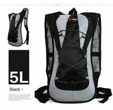 Waterproof Breathable Cycling Backpack Hiking Bicycle Rucksack Visibility Straps