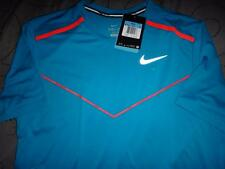 Nike Running Compare With Roger Federer and Nadal Shirt Size M Men Nwt $75.00