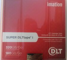 Imation SDLT Super DLT tape  160GB/320GB* rw Data Cartridge