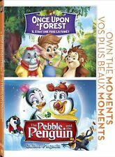 Once Upon a Forest / The Pebble and the Penguin (Bilingual)